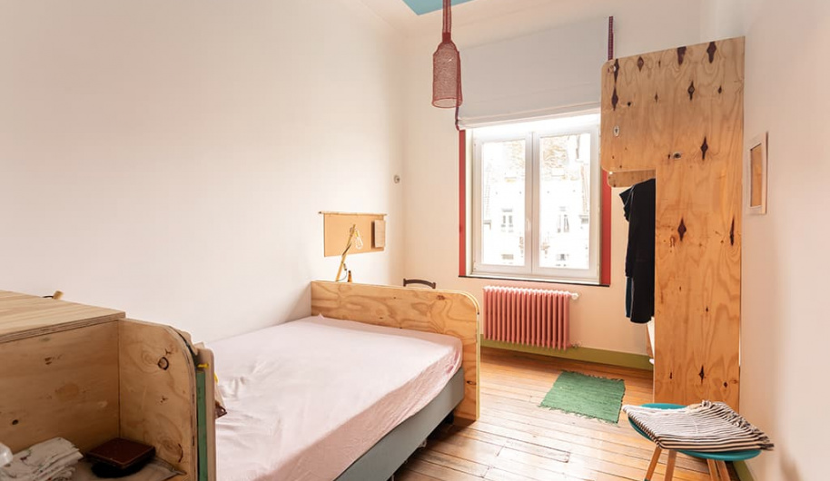 Cohabs Coliving Saint Gilles Parvis 16 Rooms