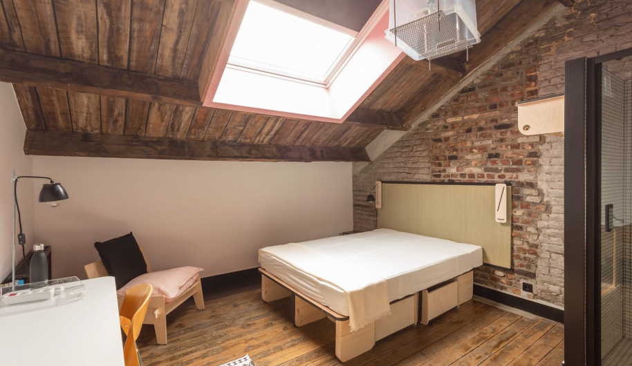 Coliving Brussels Centre Room Cohabs Horta 24
